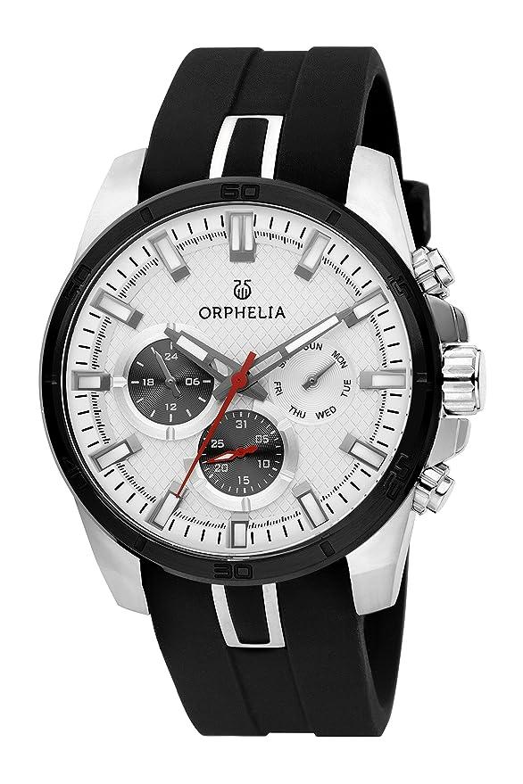 esRelojes Hombre 86600Amazon Orphelia Reloj Para bf6gyY7