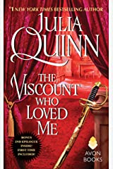 The Viscount Who Loved Me With 2nd Epilogue (Bridgertons) Kindle Edition