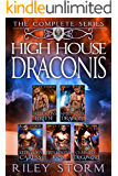 High House Draconis: The Complete Dragon Shifter Box Set