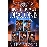 High House Draconis: The Complete Dragon Shifter Box Set (English Edition)