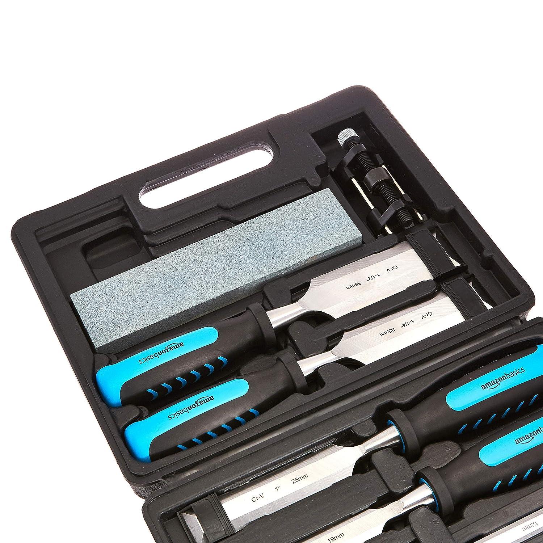 8 piezas Basics Juego de herramientas para tallar madera