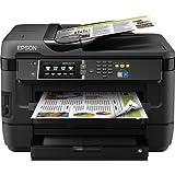 Epson WorkForce WF-7620DTWF Multifunktionsgerät (Drucken, scannen, kopieren und fax) schwarz