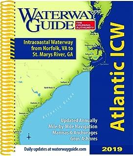 Florida Intracoastal Waterway Map.Intracoastal Waterway Chartbook Norfolk To Miami 6th Edition