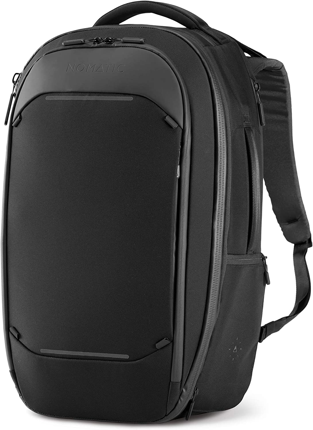 Nomatic Navigator Travel Backpack 32L W/ 9L Built-In Expansion | Anti-Theft Carry-On Size for Travel | 17