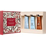 Crabtree & Evelyn Indulgent Winter Hand Therapy Trio, 25 ml, Pack of 3