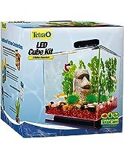 Tetra Cube Aquarium Kit, 3 Gallon