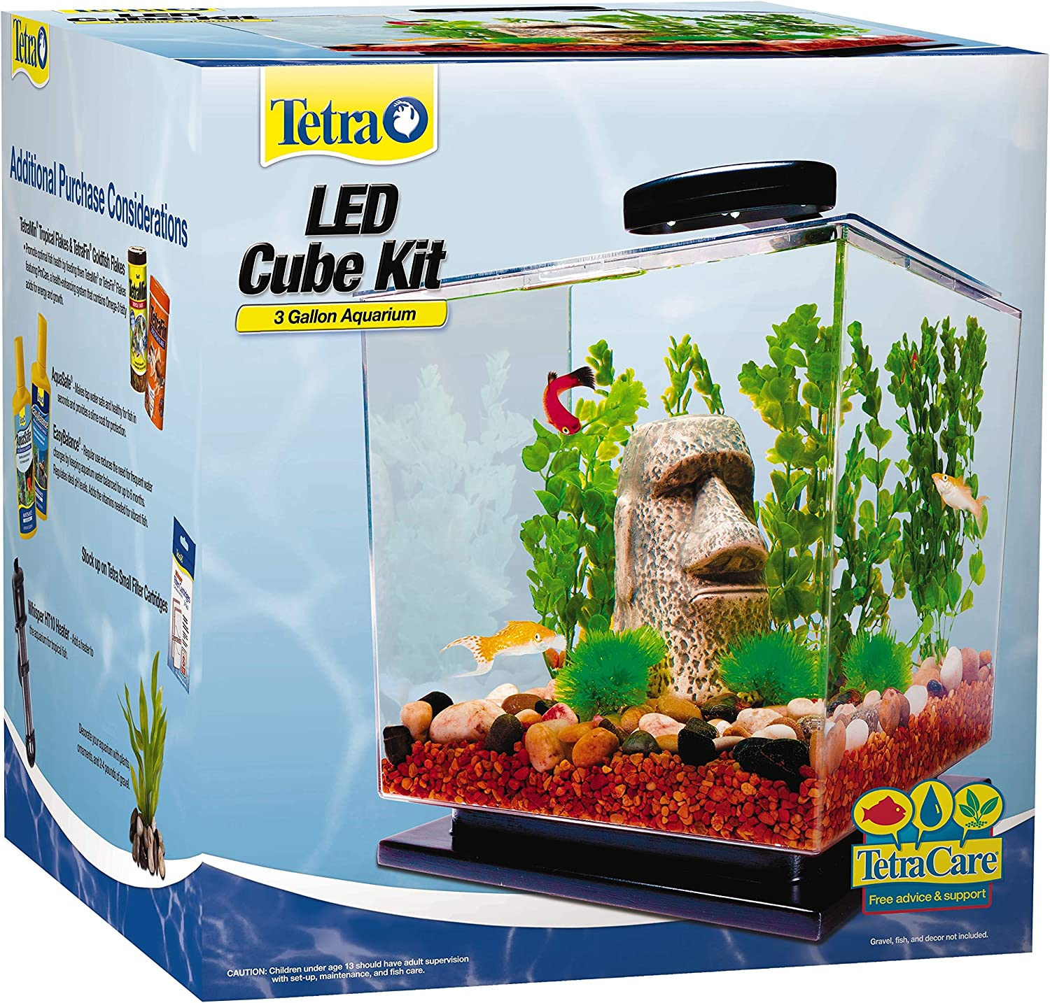 Tetra LED Cube Kit