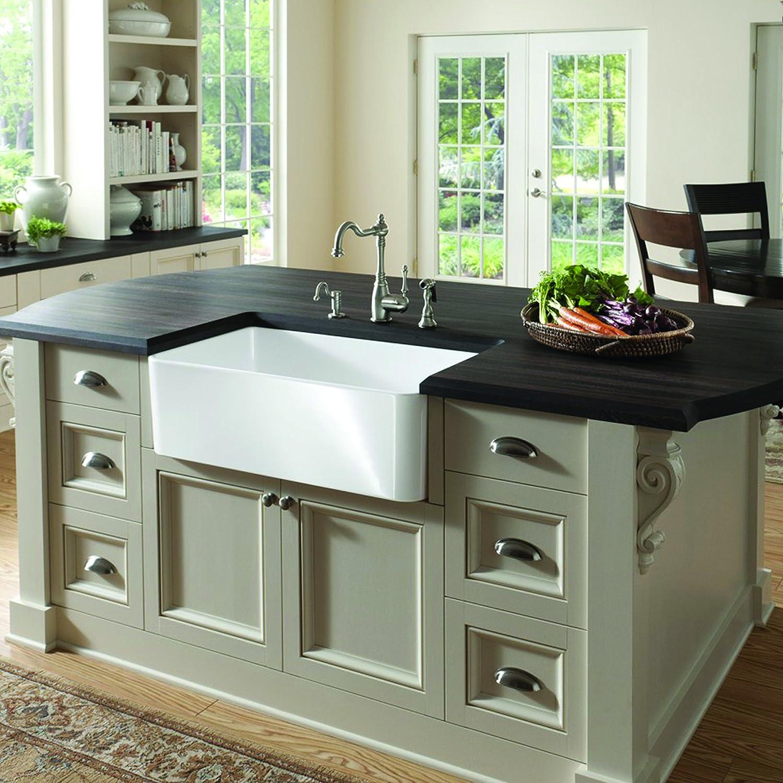Butler 29.5 X 18.5 Fireclay Kitchen Sink