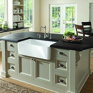 Butler 29 5 Quot X 18 5 Quot Fireclay Kitchen Sink