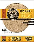 La Tortilla Factory Whole Wheat Flour Large, 17.5 oz