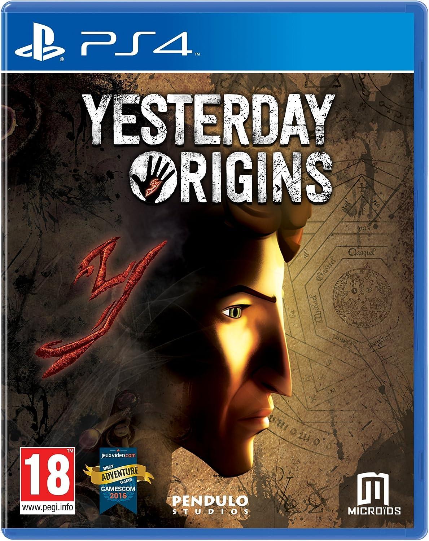 Yesterday Origins [Importación Inglesa]: Amazon.es: Videojuegos