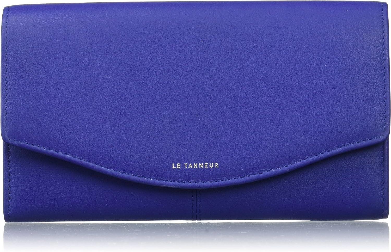 Valentine anti RFID TTZ3601 Le Tanneur Femme Portefeuille