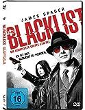 The Blacklist - Staffel 3 (6 Discs)