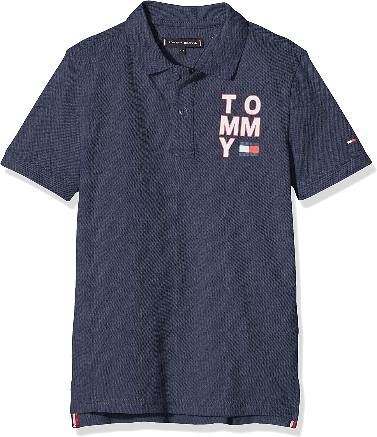 Tommy Hilfiger Graphic F//B Polo S//S Bambino