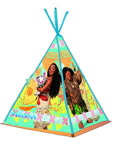 on sale 64ed9 f3cd4 Amazon.com: Moana M19728 Teepee Game, One Size: Toys & Games
