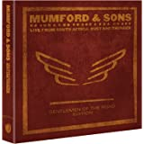 Live From South Africa: Dust and Thunder - Gentlemen of the Road Edition Limited Edition Amazon Exclusive [2Blu-ray/CD]