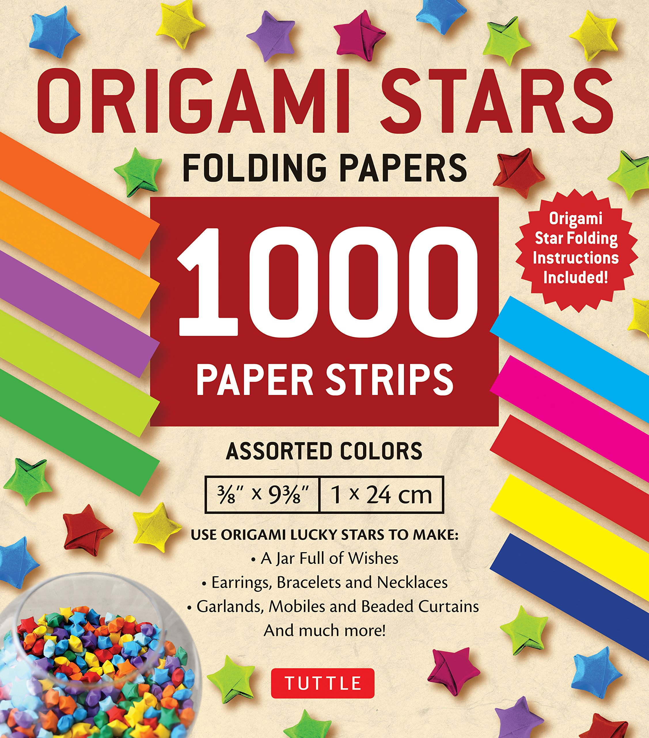 Amazon Origami Stars Papers 1000 Paper Strips In Assorted Colors 10