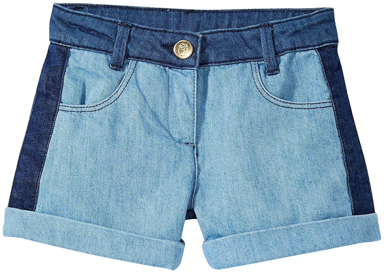 Little Marc Jacobs Girls Denim Shorts