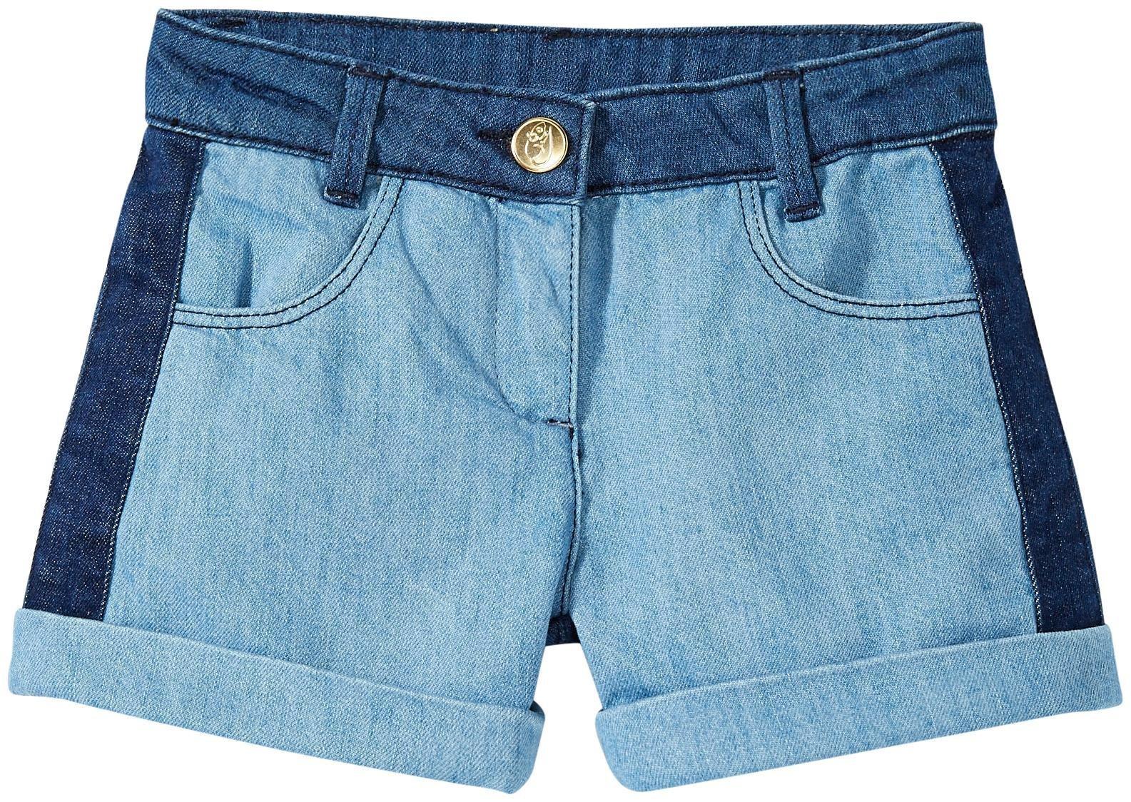 Little Marc Jacobs Denim Shorts, Blue, 2A by Little Marc Jacobs (Image #1)