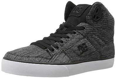 ce97168fae Amazon.com  DC Men s Spartan High WC TX SE Sneaker  Shoes