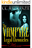The Vampyre Legal Chronicles - Marcus: Paranormal Vampire Romance - Book: 1