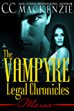 The Vampyre Legal Chronicles - Marcus: Paranormal Romance - Book: 1