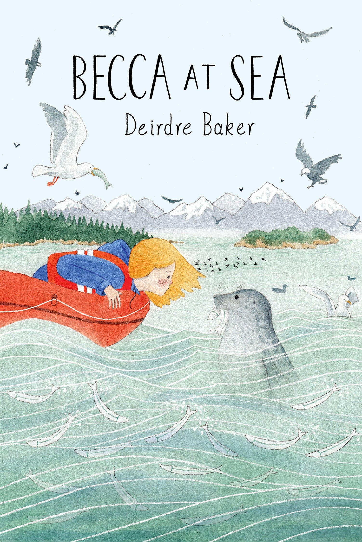 Becca at Sea pdf epub