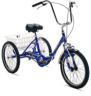 Kent Westport Folding Tricycle