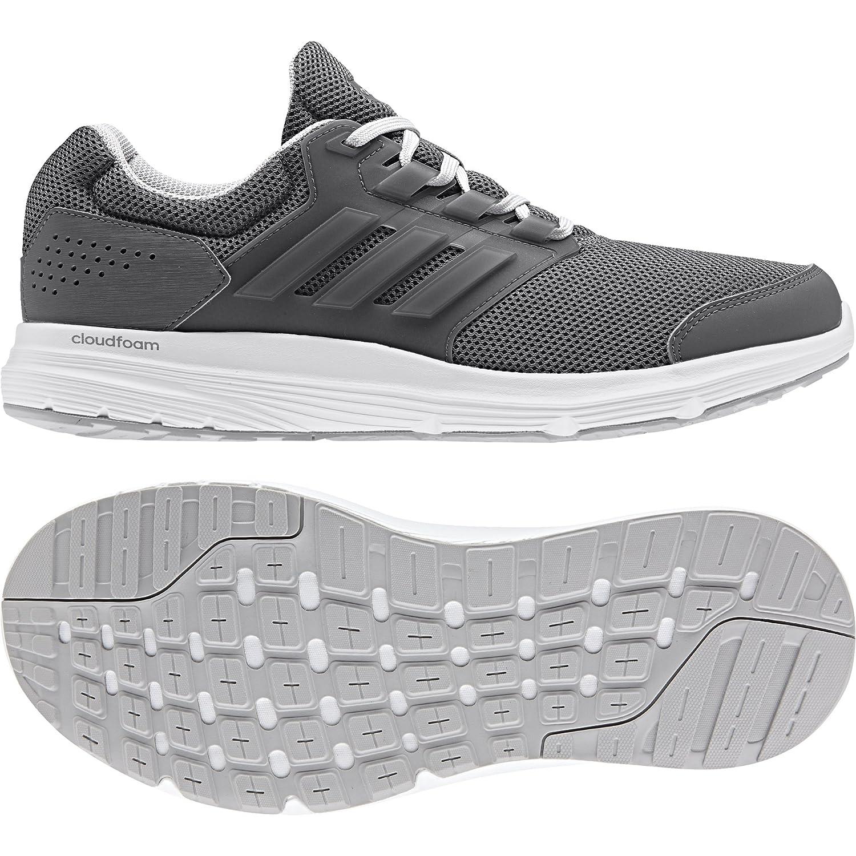 adidas Men's Galaxy 4 Running Shoes Grey