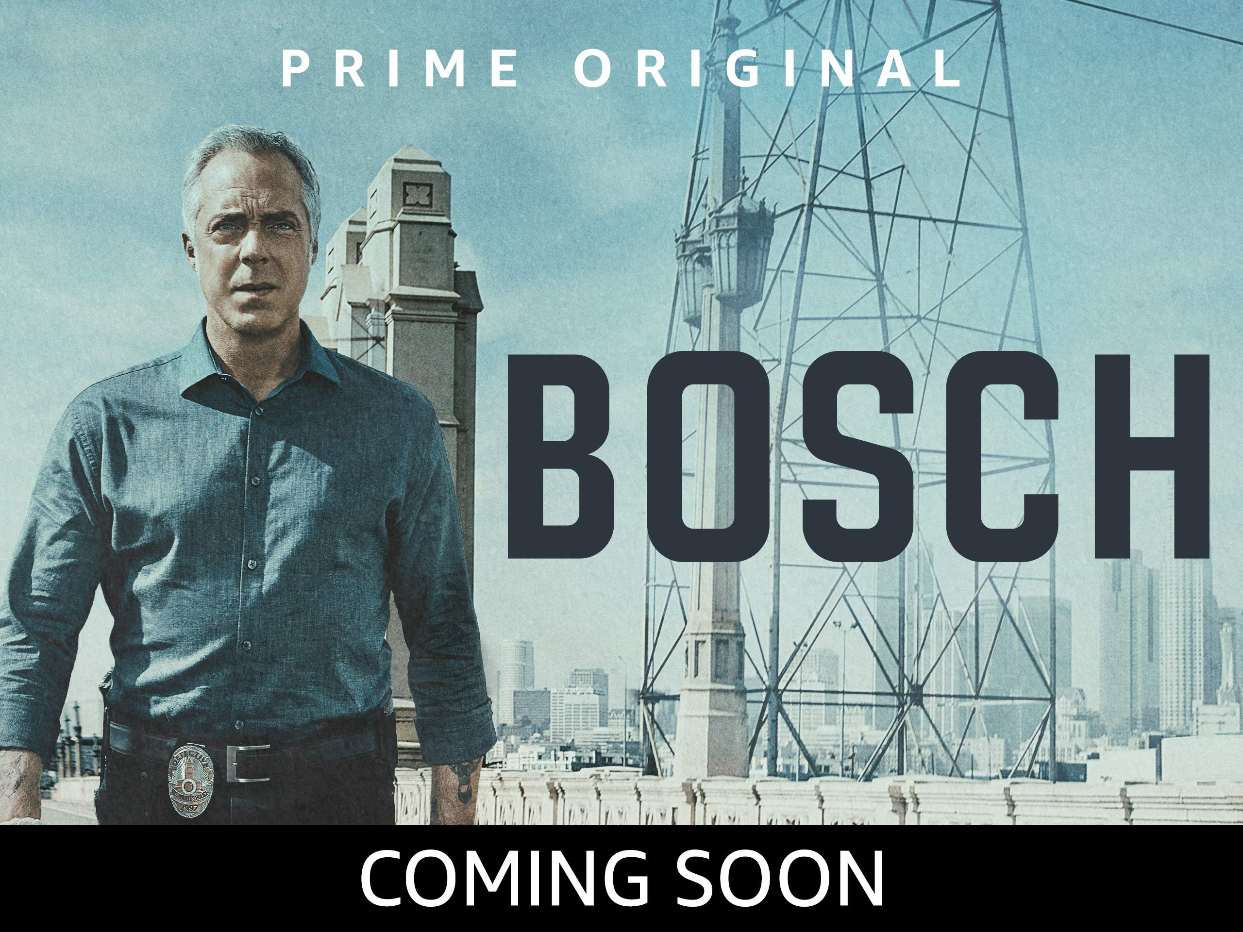 Amazon com: Watch Bosch - Season 5 | Prime Video