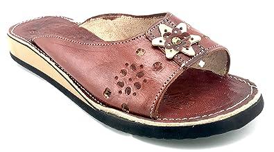041eae2de Rampos Mx Womens Mexican Handmade Leather Huaraches Sandals Sandalias  Mexicano Sahuayo piel SUECO (6 US