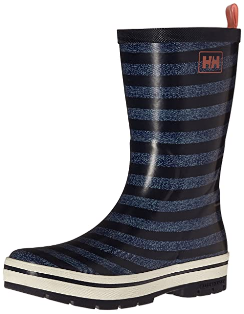 Helly Hansen Midsund 2 Rubber Boots Women tech navy / off white US 5 fthzKIq