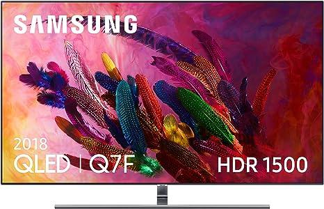 Samsung QLED 2018 65Q7FN - Smart TV Plano de 65