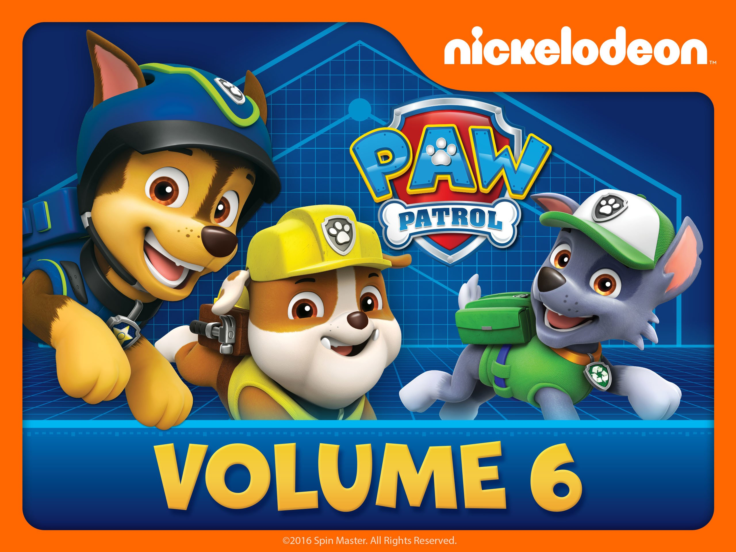 Amazon Com Watch Paw Patrol Volume 6 Prime Video