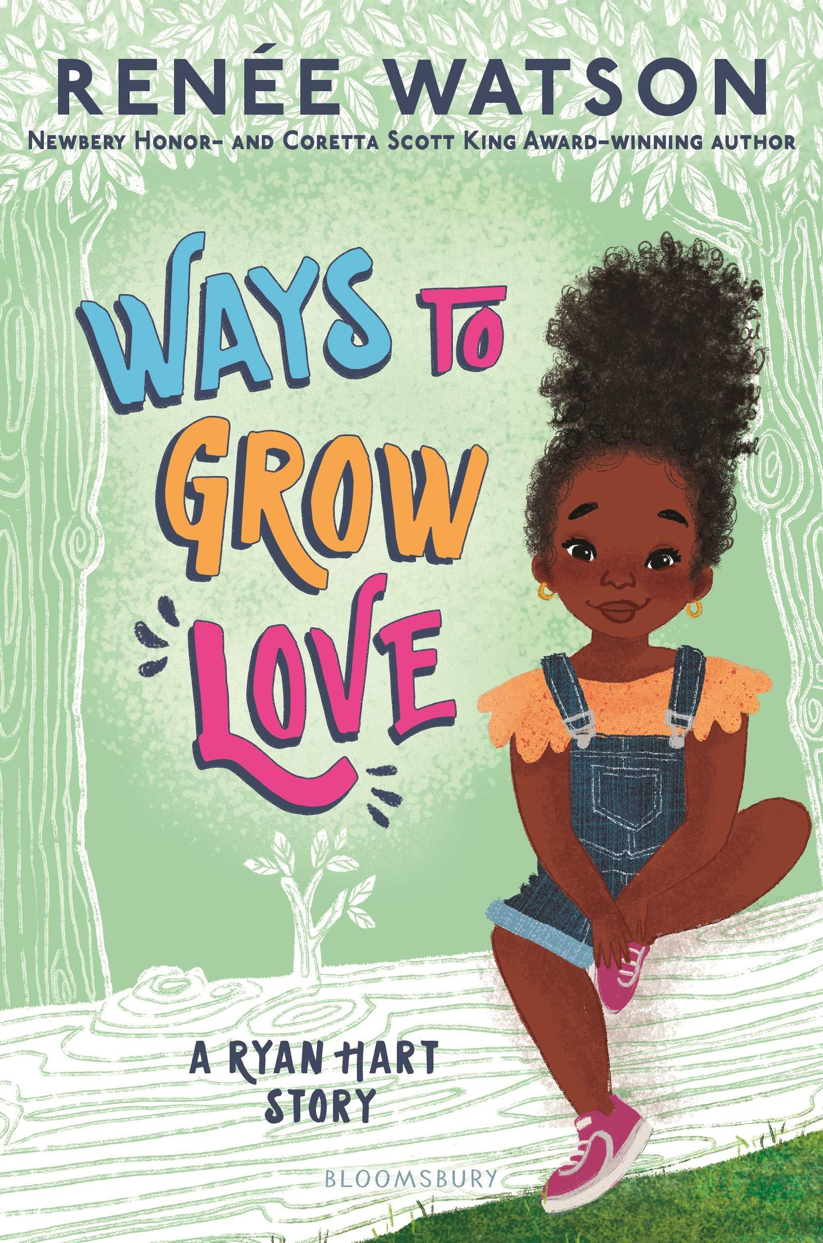 Ways to Grow Love (A Ryan Hart Story, 2): Watson, Renée, Mata, Nina:  9781547600588: Amazon.com: Books