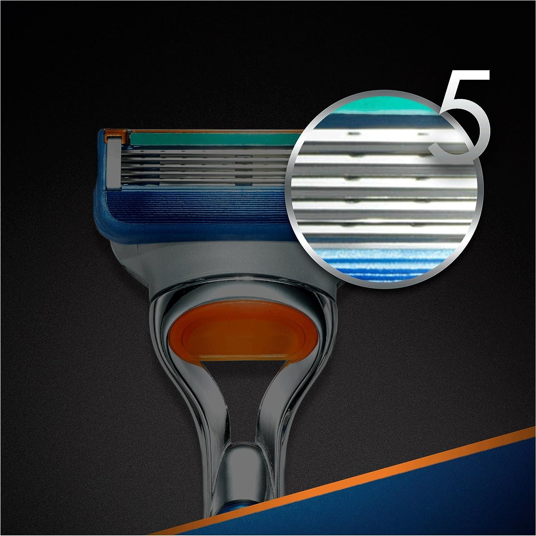 Gillette Fusion Recambio de Maquinilla de Afeitar para Hombre - 4 ...