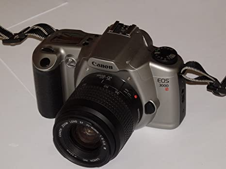 Fotos Canon Eos 3000 N incl. Objetivo Sigma Zoom 28 – 80 mm 1: 3.5 ...