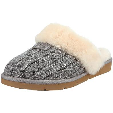 Amazon Ugg Australia Womens Cozy Knit Slipper Slippers