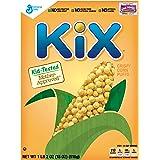 Kix Breakfast Cereal, Crispy Corn Puffs Cereal, 18 oz