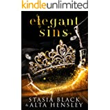 Elegant Sins: A Dark Secret Society Romance (Breaking Belles Book 1)