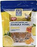 Manuka Health - MGO 400 + Zitronen Lutschbonbons 250 g - 100% Pur aus Neuseeland mit zertifiziertem Methylglyoxal Gehalt und Vitamin C Bonbons