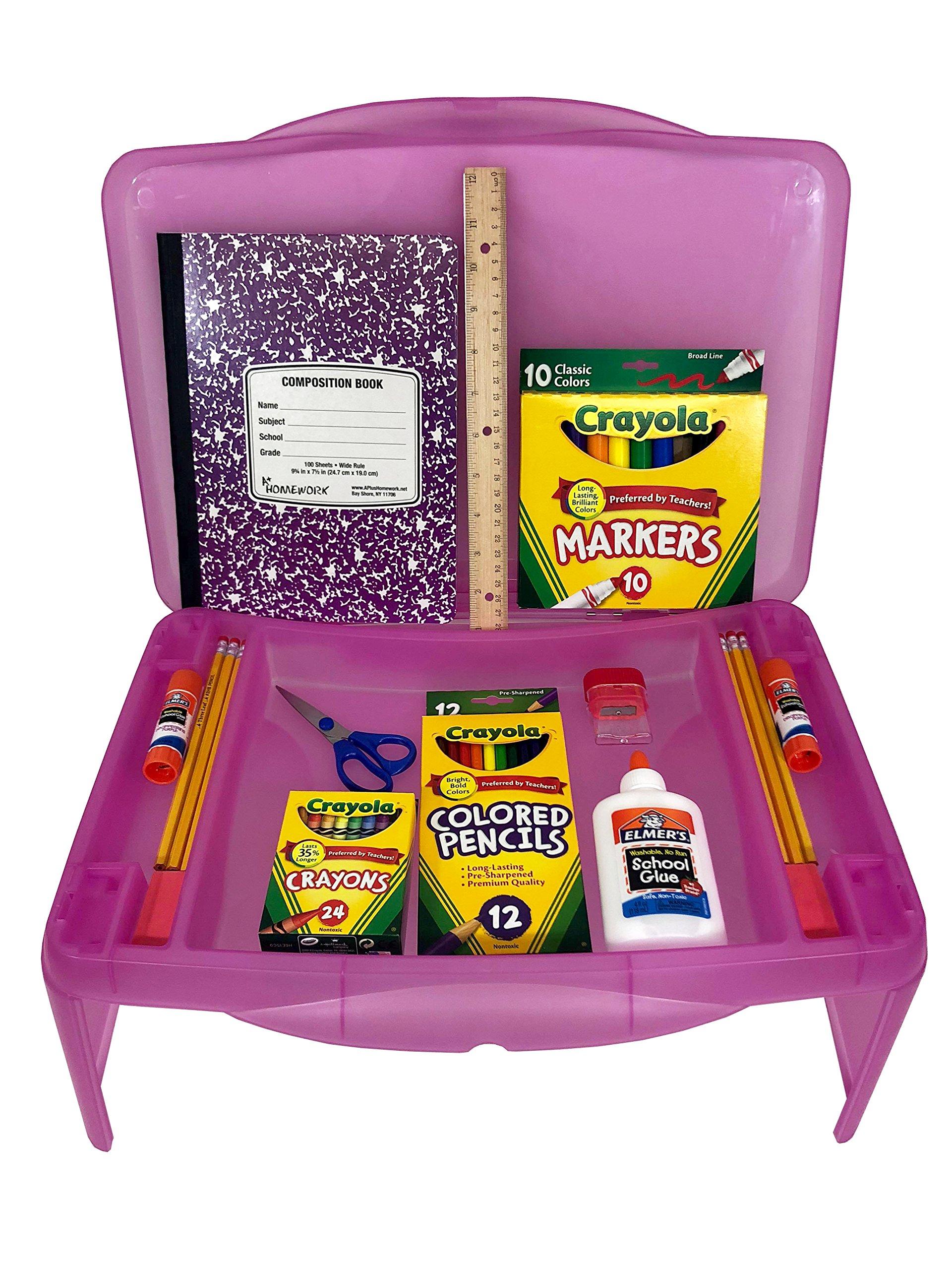 Deluxe Lap Desks (Pink)