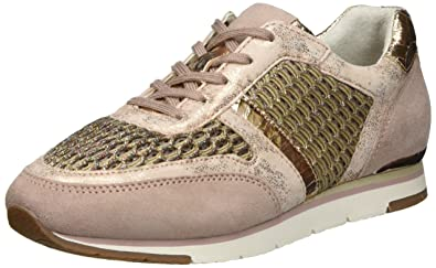 Gabor Shoes Gabor, Baskets Femme - Multicolore (41 Argento/Ice/Silber), 40 EU