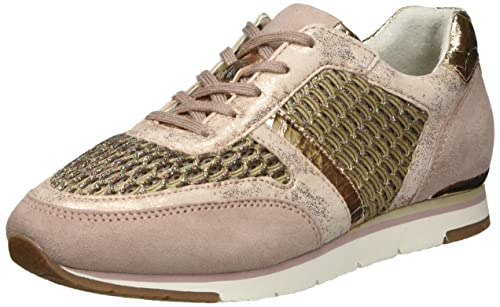 Gabor Shoes Fashion, Sneakers Basses Femme, Multicolore (antikr Rame Multic  14 b8a4cfc0d0bd