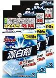 【まとめ買い】ブルーレットおくだけ漂白剤 トイレタンク洗浄剤 詰め替え用 30g×3個