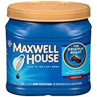 Deals on Maxwell House Original Medium Roast Ground Coffee 30.6 oz