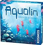 Thames & Kosmos Kosmos Games| 691554| Aqualin| 2 Player| Strategy Game| Ages 10+