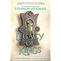 Legacy of Kings (Blood of Gods and Royals Book 1)
