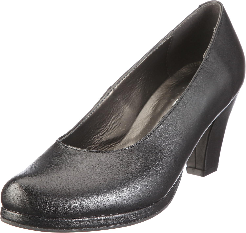 Andrea Conti 0590456 0590456 - Zapatos de vestir de cuero para mujer