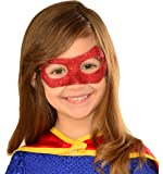 Imagine by Rubies DC Comics Supergirl Eyemask Children Costume Accessory